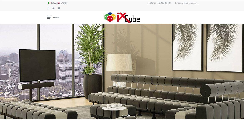 portfolio ixcube