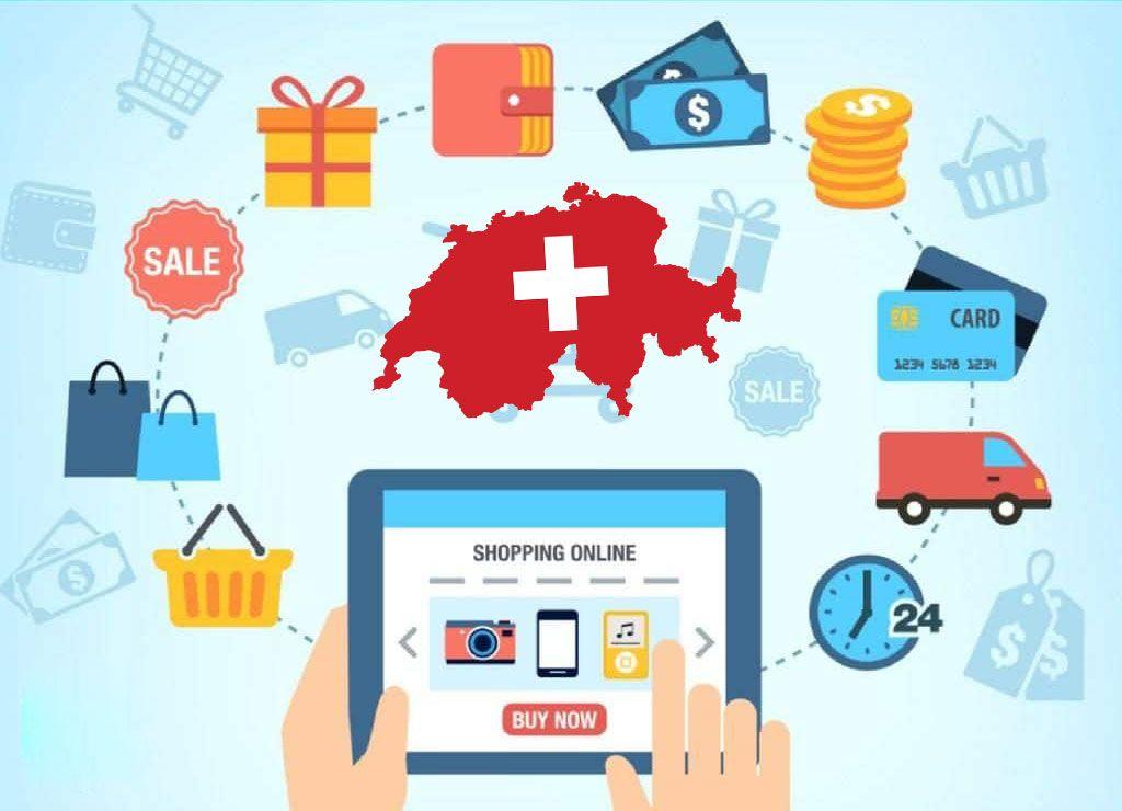 Aprire un e commerce in Svizzera
